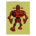 Robot 313 - rojo tarjetas