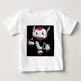 """Robot 3"" in black Baby T-Shirt"