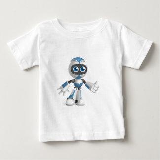 """Robot 4"" Baby T-Shirt"