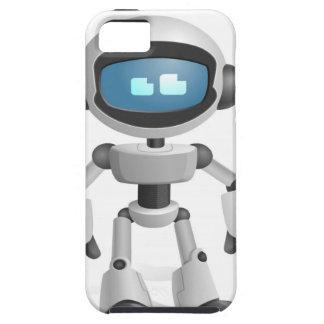 """""""Robot 5"""" iPhone SE/5/5s Case"""