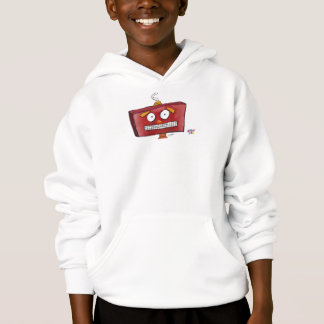 Robot ABC by Jerry Hunt Hoodie