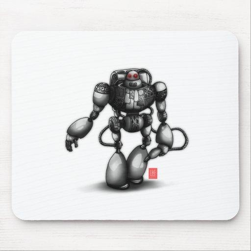 Robot Alfombrilla De Ratón