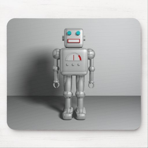 Robot Alfombrillas De Ratón