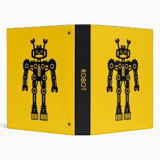 Robot - Amber Binder