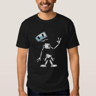 Robot amistoso remera
