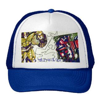 ROBOT'S, IT'S OVER VILLAIN Trucker Hat