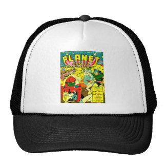 Robot Army Space Invasion Hat