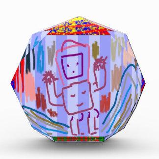 ROBOT ART by KIDS Award