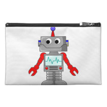 Robot Asthma Emergency Kit Travel Accessory Bag