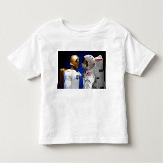 Robot Astronaut T Shirt