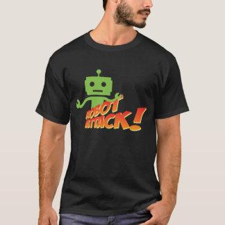 robot atack T-Shirt