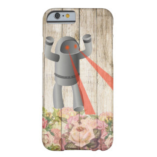 Robot attack barely there iPhone 6 case