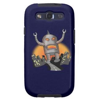 Robot Attack Galaxy SIII Case