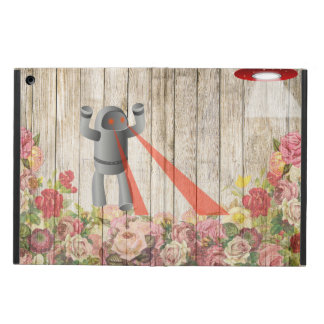 Robot attack iPad air case