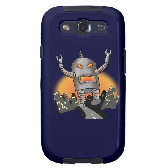 Robot Attack Samsung Galaxy S3 Case