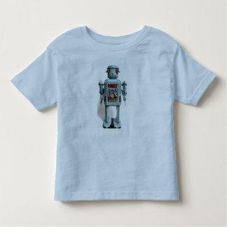 Robot azul - Todler T - Camisas
