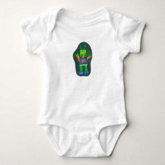 Robot Baby Jersey T-Shirt  Bodysuit