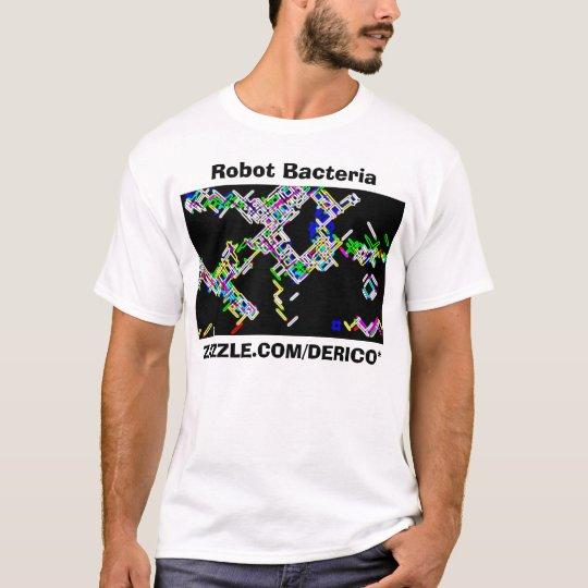 Robot Bacteria shirt