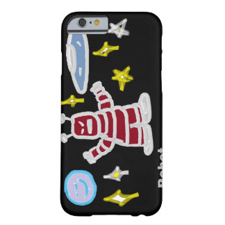 Robot Barely There iPhone 6 Case