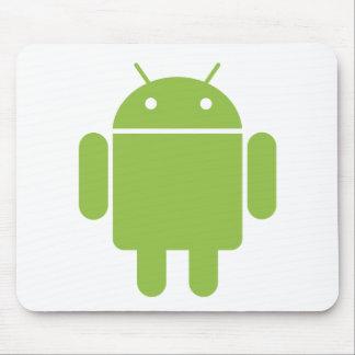 Robot básico del OS del androide Tapete De Raton