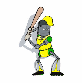 Robot Batter Cutout