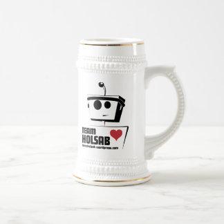 Robot Beer Stein