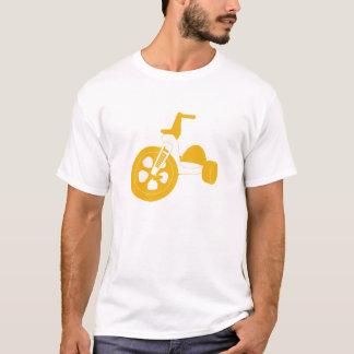 Robot Big Wheel T-Shirt