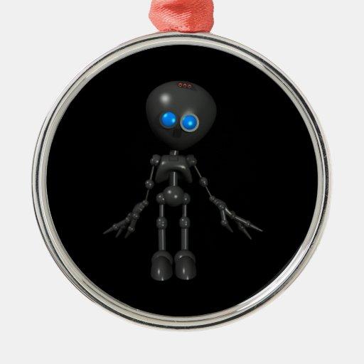 Robot Bionic del muchacho 3D - mirando adelante Adorno De Reyes