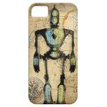 Robot Blueprint #1 iPhone 5 Cases