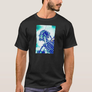 Robot Blues T-Shirt