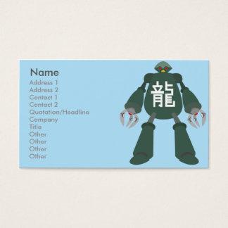 Robot - Business Business Card