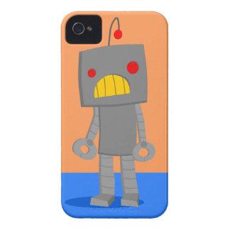 Robot Carcasa Para iPhone 4