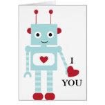 Robot Card Cards