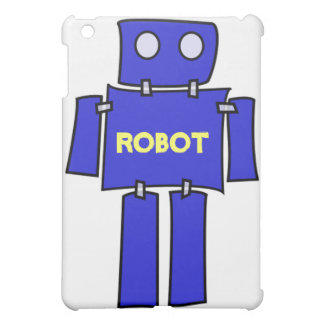 Robot Cartoon Speck Case Cover For The iPad Mini