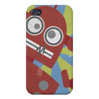 Robot Case (in red)