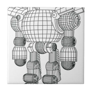 robot ceramic tile