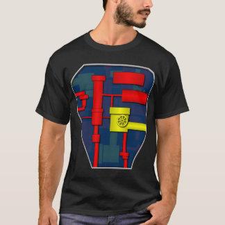 Robot Chest T-Shirt