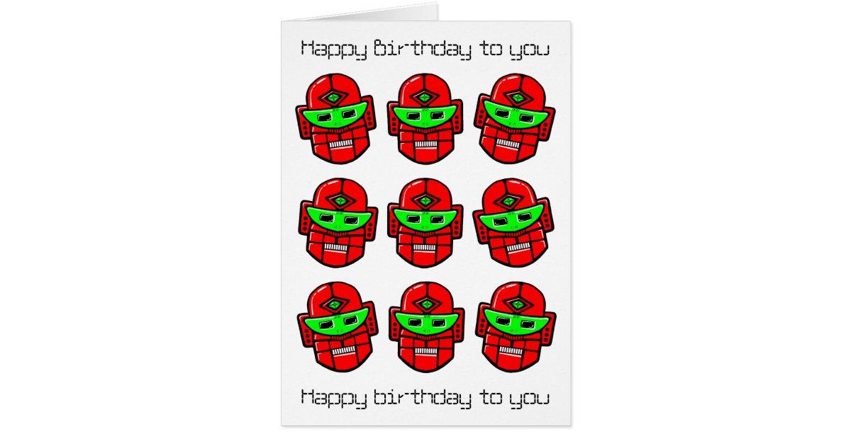Happy Birthday Song Card gangcraftnet – Birthday Song Cards