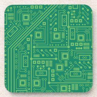 Robot Circuit Board Coaster