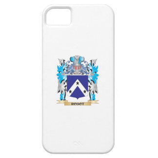 Robot Coat of Arms - Family Crest iPhone 5 Cover