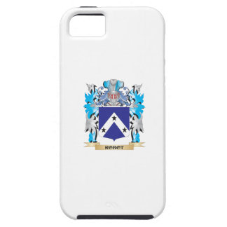 Robot Coat of Arms - Family Crest iPhone 5 Cases