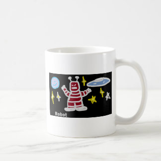 Robot Coffee Mugs