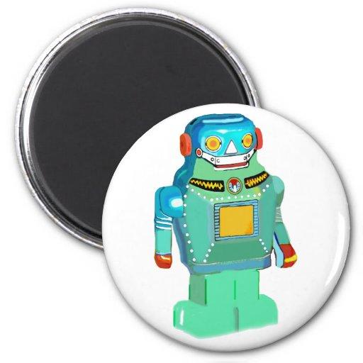 ROBOT de NIM-NIM 9-7L Imán Redondo 5 Cm