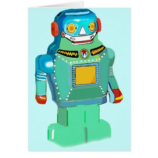 ROBOT de NIM-NIM 9-7L Tarjetón