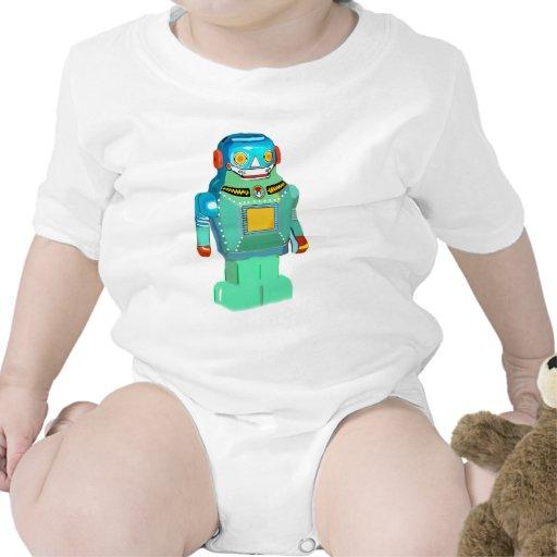 ROBOT de NIM-NIM 9-7L Traje De Bebé