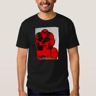 Robot deformado DJ.SK Camisas