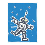 Robot del baile postal
