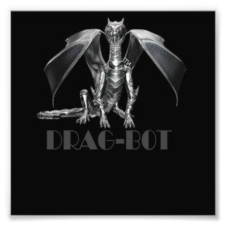 robot del dragón del bot de la fricción cojinete