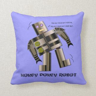 Robot del Pokey de Hokey Almohadas
