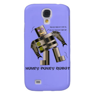 Robot del Pokey de Hokey Funda Para Galaxy S4